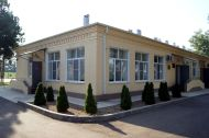 Здание отделений образовательного холдинга Детство без границ в хуторе Октябрьском