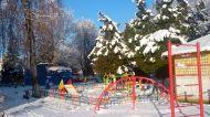 В образовательный холдинг пришла зима