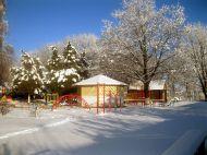 Зимние пейзажи образовательного холдинга